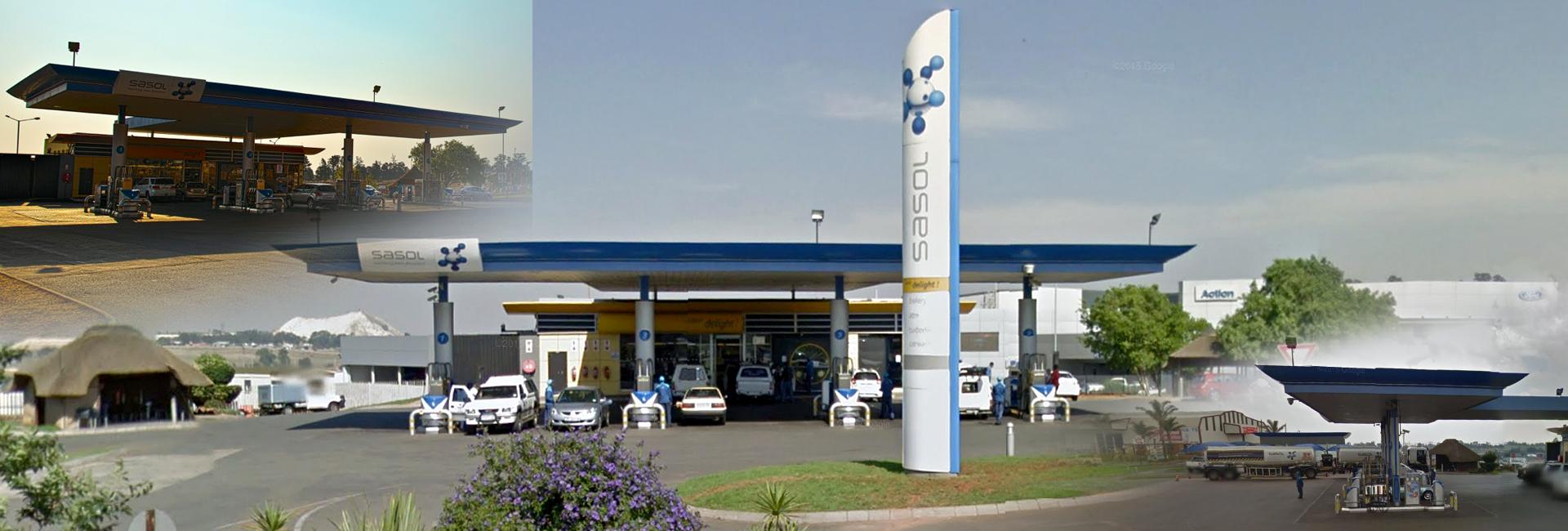 Sasol Petroleum Station